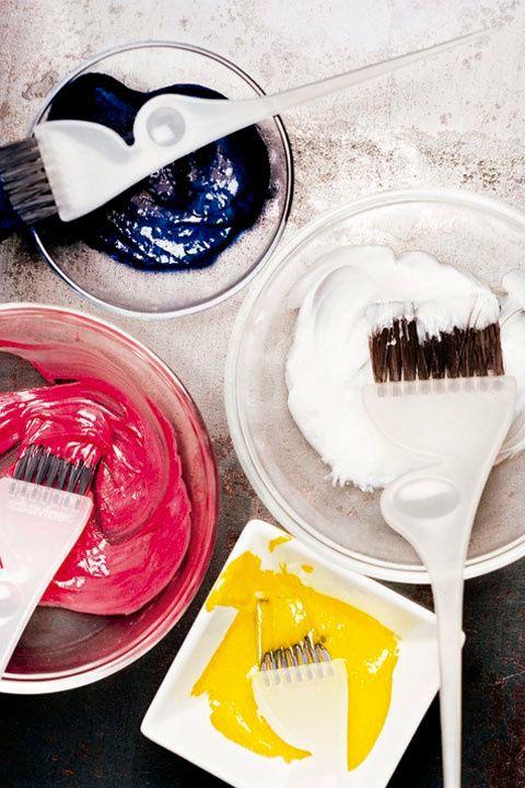 recomendaciones para aplicarse tinte de pelo en casa