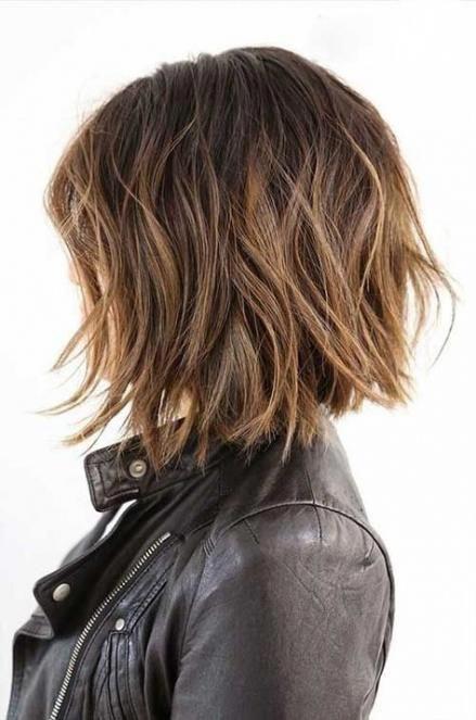 ondas surferas con pelo corto