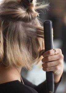 cuidados para el cabello liso