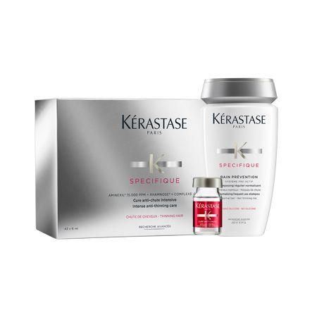 Producto Kerastasse, contra la caída del cabello