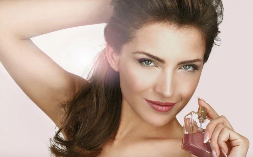 Perfumes para el cabello
