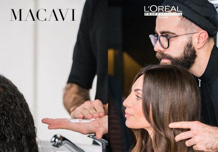 Oferta L'oreal para Salones Macavi