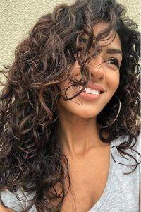 Cuidado el cabello rizado