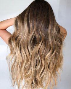 coloración para el cabello en 2021 babyligths