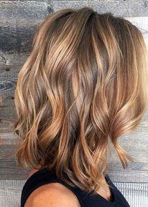 coloración para el cabello en 2021 balayage