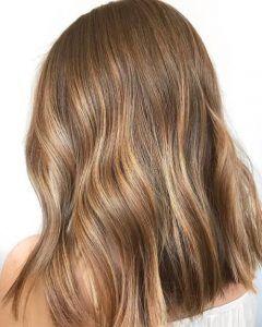 coloración para el cabello en 2021 Golden Brown